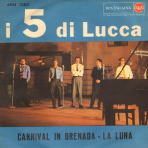 i-5-di-lucca-carnival-in-grenada-la-luna-1960-rca-45n-1090