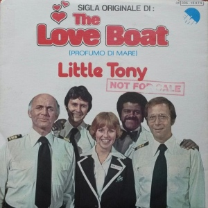 "Little Tony -""The Love Boat (Profumo di mare)"""