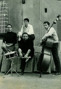 Quartetto Di Lucca in the 1960s (photo from Discogs)