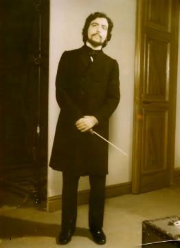 composer-musician Claudio Gizzi