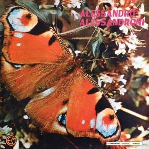 Alessandro Alessandroni - Alessandro Alessandroni (1971) SR Records