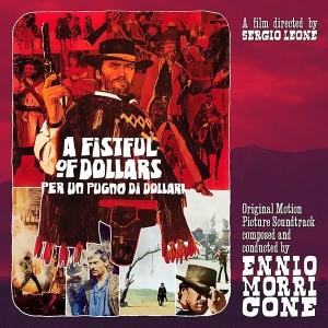 Ennio Morricone - A Fistful Of Dollars : Per un pugno di dollari (2014 Reissue) GDM