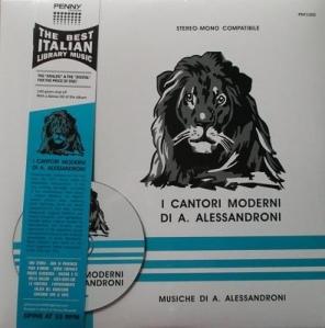 I Cantori Moderni Di A. Alessandroni - I Cantori Moderni Di A. Alessandroni (2013 Reissue) Penny Records
