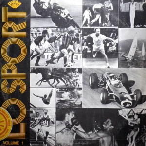 Remigio Ducros - Le Sport, Vol. 1 (1971) Union