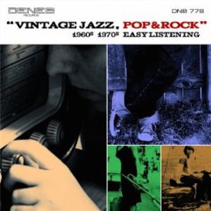 Sandro Brugnolini, Vito Tommaso, and Stefano Torossi - Vintage Jazz, Pop & Rock (2013 Reissue) Deneb Records