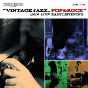 Sandro Brugnolini, Vito Tommaso, and Stefano Torossi - Vintage Jazz, Pop & Rock (2013 Reissue) Deneb Records