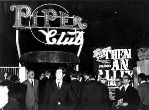 The Piper Club (photo by Archivio Lapresse 1966 Roma Italia Spettacolo)