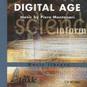Piero Montanari - Digital Age (1999) Rai Trade