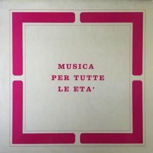 Beppe Carta and Stefano Torossi - Musica per tutte le eta' (1970s) Metropole Records