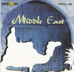 Tito Rinesi - Middle East (1997) Primrose Music