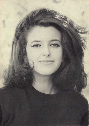 Louiselle (aka Maria Luisa Catricalà) in the 1960s