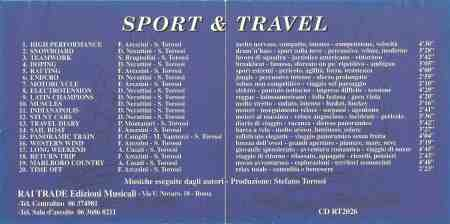 Sport & Travel (1999) Rai Trade inside