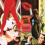 Library Of Sound Grooves - Jazz Expressions From The Italian Cinema (1963-1975) (2015) Semi-Automatic Records