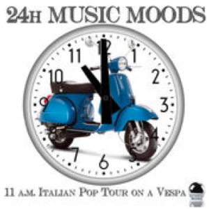 24H Music Moods: 11 a.m. Italian Pop Tour on a Vespa (2015) ExtraBall Records