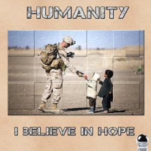 Humanity - I Believe In Hope (2015) ExtraBall Records