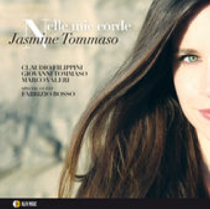 Jasmine Tommaso - Nelle mie corde (2015) AlfaMusic Studio