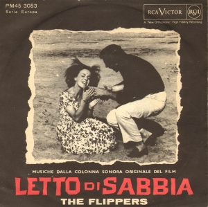 The Flippers - Letto di Sabria OST (1962) RCA