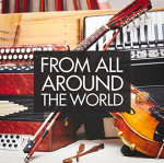Various Artists - From All Around The World (2017) Truetech Music