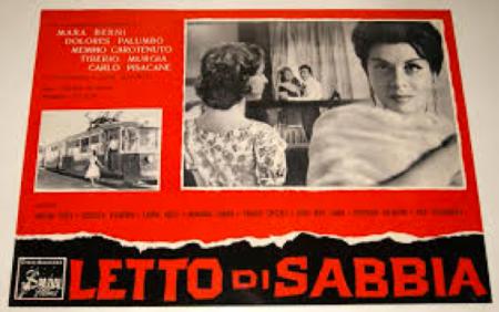 Letto di Sabbia (1962) film poster