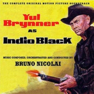 Bruno Nicolai - Indio Black (2001 Reissue) GDM