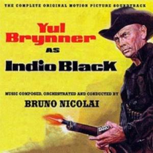 Bruno Nicolai - Indio Black (2001 Reissue) GDM