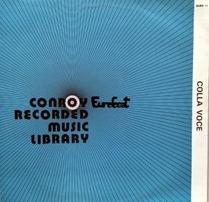 Colla voce (1970s) Conroy Eurobeat