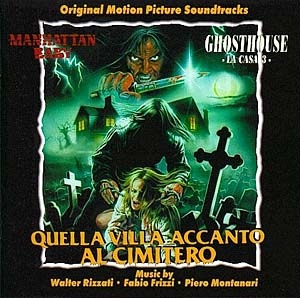 Quella villa accanto al cimitero : Manhattan Baby : Ghosthouse (1997) Lucertola Media