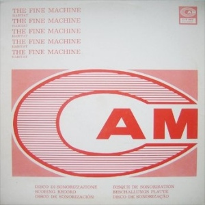 The Fine Machine - Habitat (1972) CAM