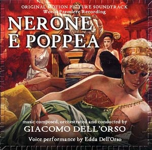 Giacomo Dell'Orso - Nerone e Poppea - Caligola e Messalina OST (1999) Hexacord