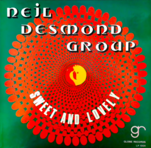 Neil Desmond Group - Sweet And Lovely (1971) Globe Records