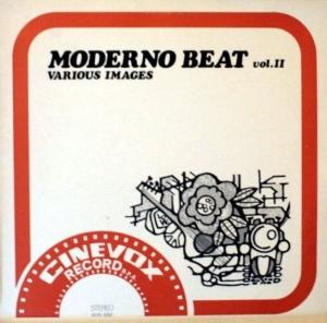 Oscar Lindok - Moderno Beat Vol. 2 (Various Images) (1976) Cinevox