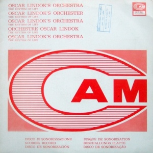 Oscar Lindok's Orchestra - The Rhythm Of Life (1973) CAM