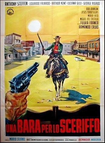 Bara per los ceriffo (1965) film poster