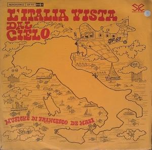 Francesco De Masi - L'italia vista dal cielo (1970) SR Records
