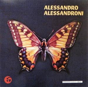 Alessandro Alessandroni - Alessandro Alessandroni (Farfalla #3) (2015) Cometa