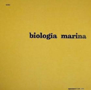 Various Artists - Biologia marina (1973) Rhombus