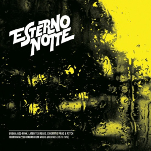Various Artists - Esterno notte (2016) Four Flies Records