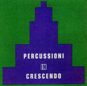 Giuliano Sorgini - Percussioni in Crescendo (1970s) Leonardi