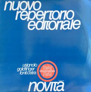 Giuliano Sorgini - Strumentali - Sentimenti per grande orchestra (1989) Fonit Cetra front