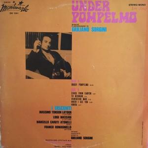 Giuliano Sorgini - Under Pompelmo (1973) Montecarlo back