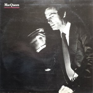 Various Artists - MacQueen (1971) Leo Records cover