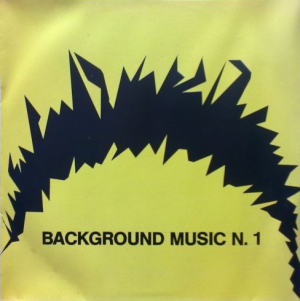 Raskovich - Background Music N. 1 (1970s) Otter Records