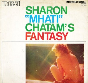 "Sharon ""Mhati"" Chatam - Fantasy (1973) RCA cover"
