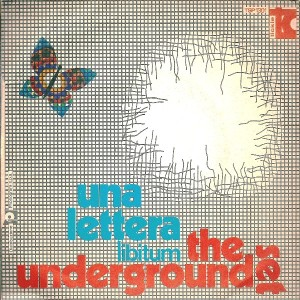 "The Underground Set - ""Una Lettera"" : ""Libitum"" (1971) Tickle cover"
