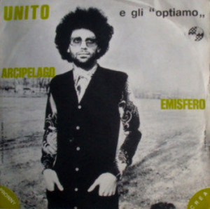 "Unito e Gli ""Optiamo"" - Arcipelago (1970) Radio Records cover"