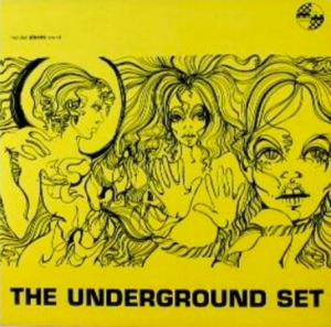The Underground Set -The Underground Set (1970) Radio Records