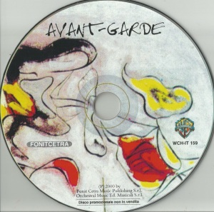 Federico Arezzini and Stefano Torossi - Avant-Garde (2000) Fonit Cetra-Warner Chappell CD