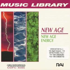 Federico Arezzini - New Age Energy (1997) Fonit Cetra-RAI