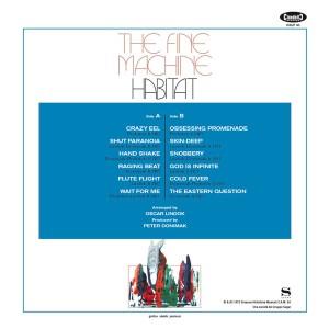 The Fine Machine - Habitat (2016 Reissue) Cinedelic Records (1972)