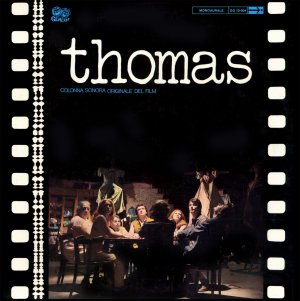 Amedeo Tommasi - Thomas OST (2017 SONOR Music Editions Reissue) Gemelli (1970)
